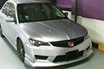This owner wants a Civic Type R pretty badly