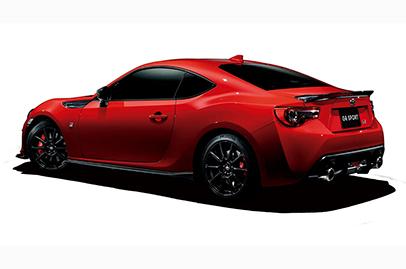 Toyota reveals new 86 variant