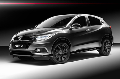 Honda's HR-V gets turbocharged engine from Civic