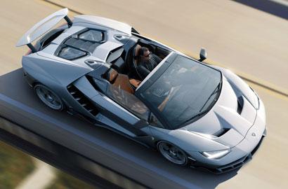 Lamborghini Centenario Roadster unveiled