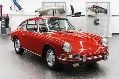 Porsche Museum obtains 901, the oldest 911 in its ...