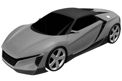 "Is Honda planning a ""MINI"" Mid-engined NSX?"