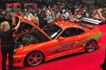 Fast and Furious Toyota Supra sells for US$185,000 at auction