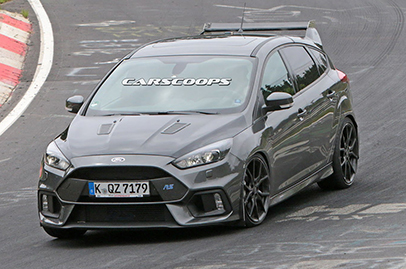New Ford RS500 to feature extreme weight loss