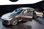 BMW Vision Future Luxury Concept - Possible next gen 7 Series?
