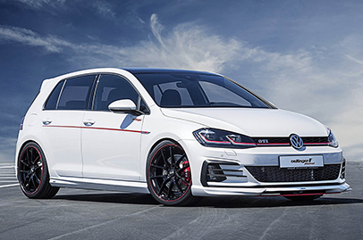 Oettinger shows off new mods for facelifted Golf GTi