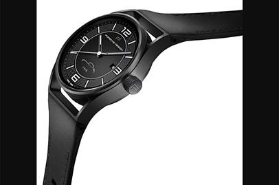 Porsche Design shows off latest wristwatch
