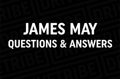James May answers some random questions from viewers