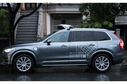 Uber's autonomous car involved in fatal crash