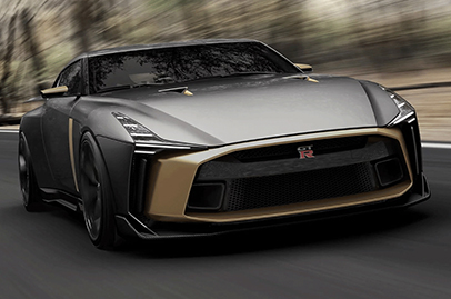 Future Nissan GT-R will be the fastest car in its class