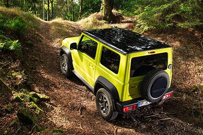 "Demand for Suzuki Jimny in the U.K. is ""staggering"""