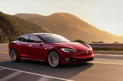 Tesla Model S did better than Mercedes S-Class And BMW 7-Series in Europe