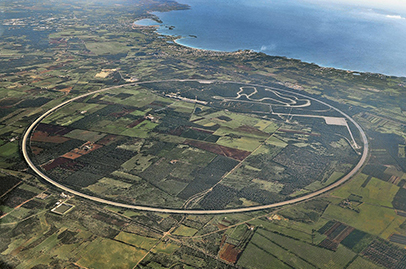 Italy's Nardo test track re-opens after renovation