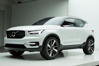 Volvo XC40 to be revealed very soon