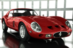 Top 10 most expensive cars auctioned.