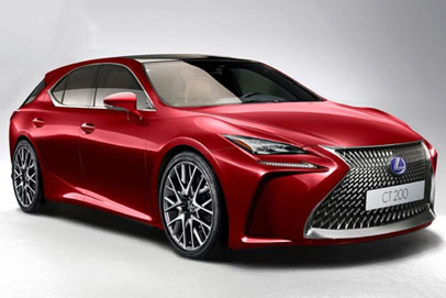 Next Lexus CT hatchback aims to rival Tesla Model 3