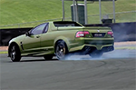 Chris harris samples the HSV Maloo GTS and loves it