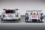 Porsche's two pronged attack in endurance racing