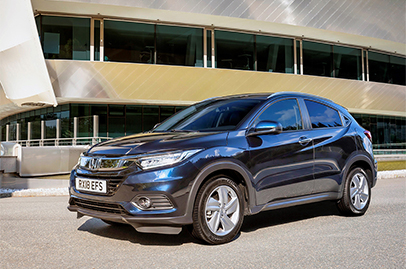 Europe to get turbocharged engine for HR-V in 2019