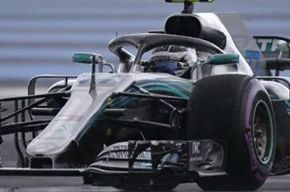 Mercedes leads the F1 Constructors Championship