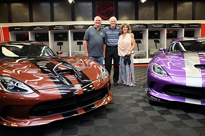 Viper-loving couple from Texas collect their 78th and 79th Viper