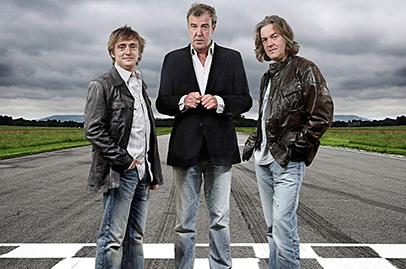 Top Gear Christmas Special With Clarkson, Hammond & May to air