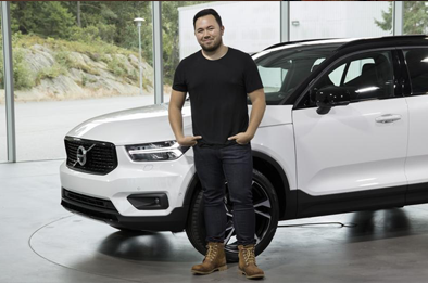 Tesla hires senior car designer from Volvo