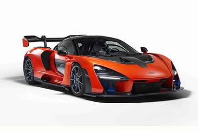 McLaren says no to a crossover