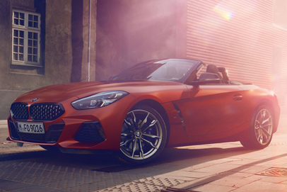 First look at the 2019 BMW Z4 Roadster