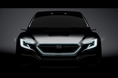 Subaru Viziv Performance Concept previews new WRX?