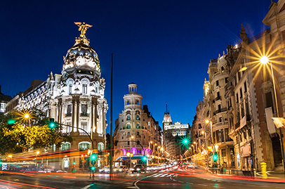 Madrid Mayor wants to ban all cars from the city