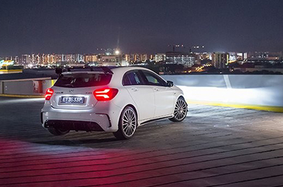 Next generation Mercedes-Benz AMG A 45 to get even crazier