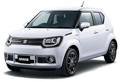 Suzuki reveals all new Ignis supermini