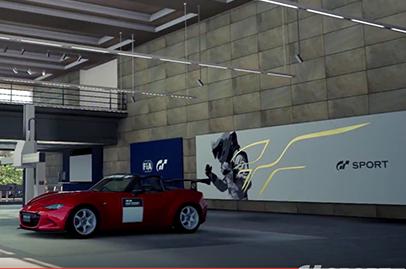 Gran Turismo Sport trailer released
