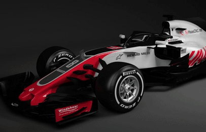 A new car has arrived in the F1 scene, the VF-18