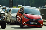 'Go Fun Yourself' says Toyota with its new Aygo