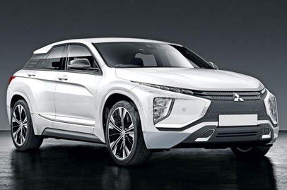 Mitsubishi Lancer to be reborn as a...wait for it...Crossover...