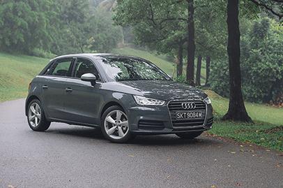 Review: Audi A1 Sportback 1.0 TFSI S-tronic