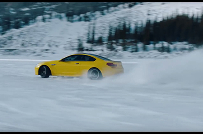BMW M6 stares in latest Pennzoil short flim