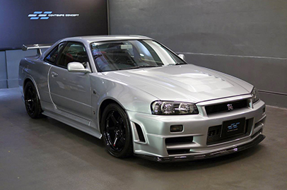 Rare Nissan Skyline GT-R Nismo Z-Tune up for grabs
