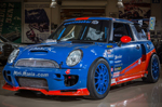 "Jay Leno's newest addition, a ""Twin-Engined"" MINI Cooper"