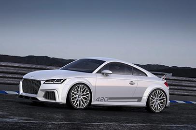 Audi's rumored 420bhp turbo four killed off