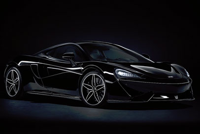 MSO has sent the McLaren 570GT to the dark side
