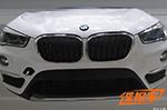 Photos of the upcoming BMW X1 SUV leaked in China