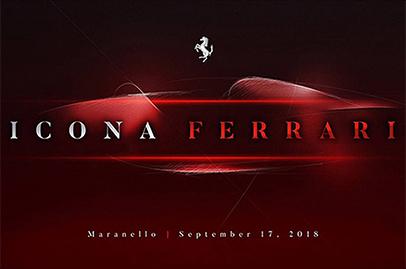 New Ferrari supercar to debut in September
