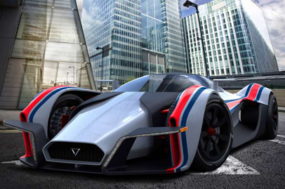 Singapore firm to build e-supercar