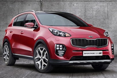2017 Kia Sportage finally officialy revealed ahead of 2015 Frankfurt Auto Show