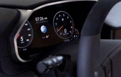 Samsung unveils a digital cockpit concept for cars