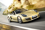 Porsche unveils lower-powered Cayman and Boxster in Europe