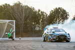 Ken Block and Neymar team-up for new Footkhana video